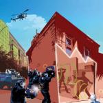 PROBANT - detection à l'intérieur des bâtiments
